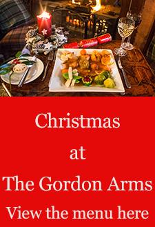 Christmas at the Gordon Arms